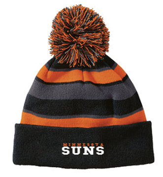 Picture of Suns Pom Pom Beanie