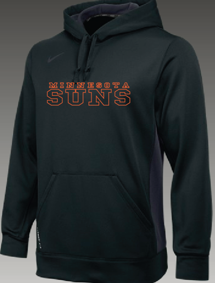 Picture of Suns Nike Therma-Fit KO Team Hoodie