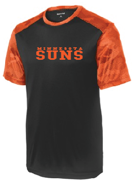 Picture of Suns ST Men's CamoHex Colorblock Tee