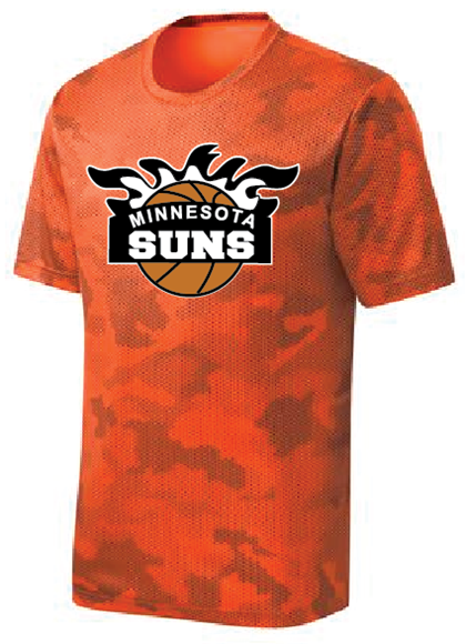 Picture of Suns Men's ST CamoHex Tee