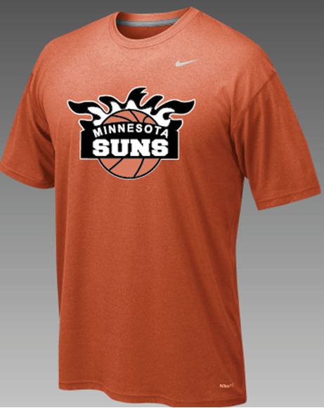 Picture of  Suns Nike LEGEND S/S POLY TOP (3)